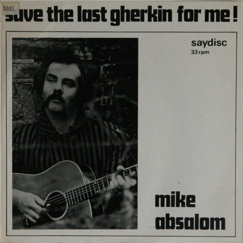 Save the last Gherkin for me! - Mike Absalom