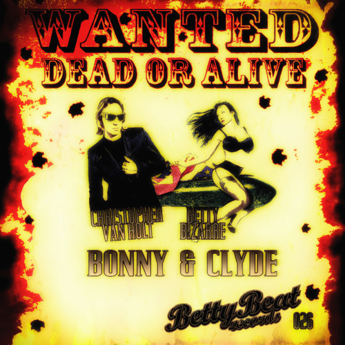 Betty Bizarre & Christopher Van Holt - Bonny & Clyde (DDei&Estate Adventure Remix) TEASER