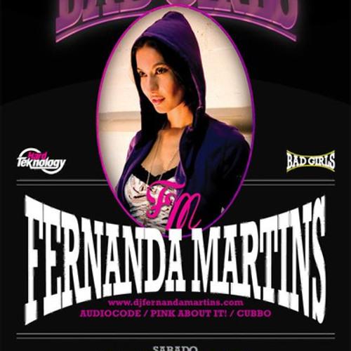 Fernanda Martins @ Hardteknology SPAIN 2012