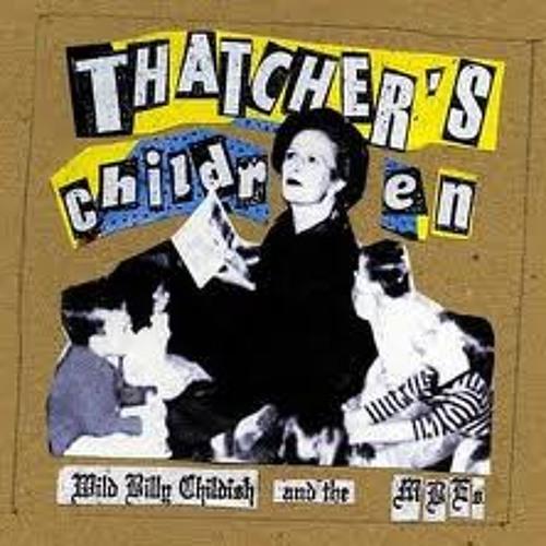 Billy Childish - Thatcher's Children