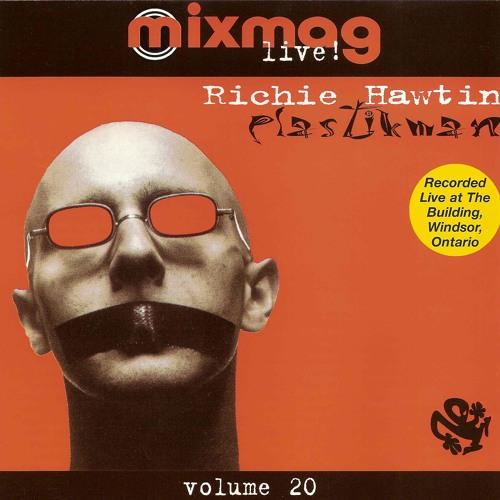Richie Hawtin (Plastikman): Mixmag Live Vol. 20 (1995)