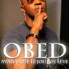 Obed - Avant que le jour se lève