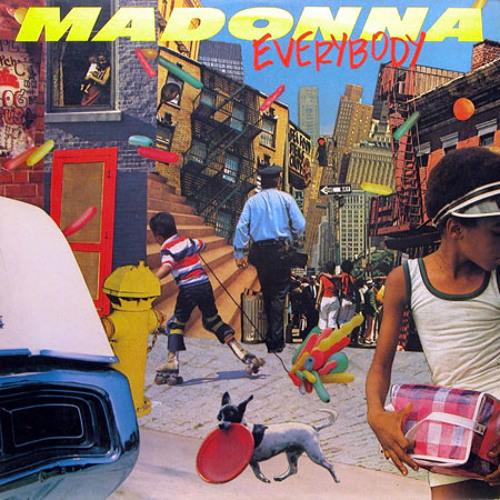 Madonna - Everybody (New Puzzle Remix)