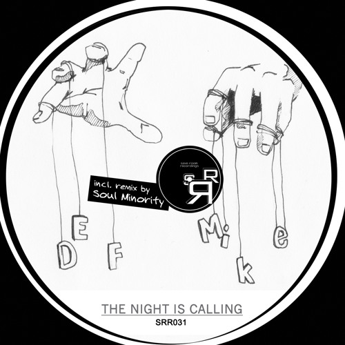 DEF Mike - The Night Is Calling (save room recordings)