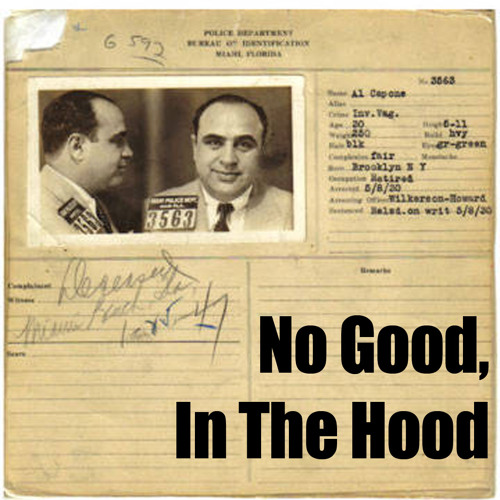 Johnny Karaguez - No Good In The Hood