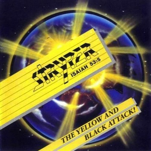 You Know What To Do - Stryper - by Adriano