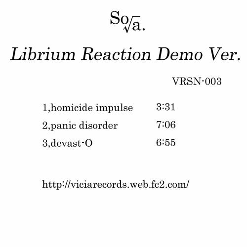 Librium Reaction XFD