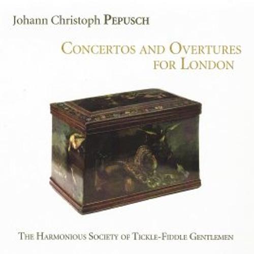 24. Concerto a 6 for cello & bassoon - Presto