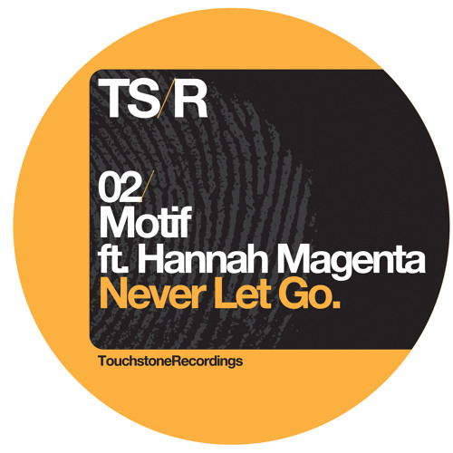 Motif feat. Hannah Magenta - Never Let Go (Radio Edit)