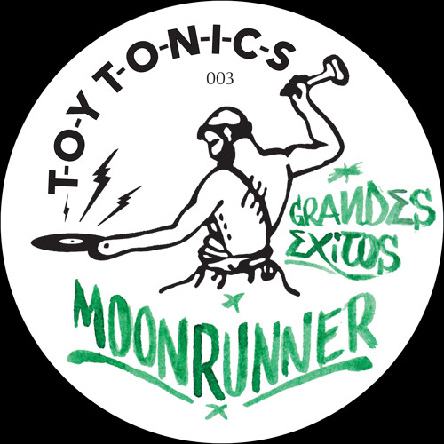 Moon Runner - Interactive Track