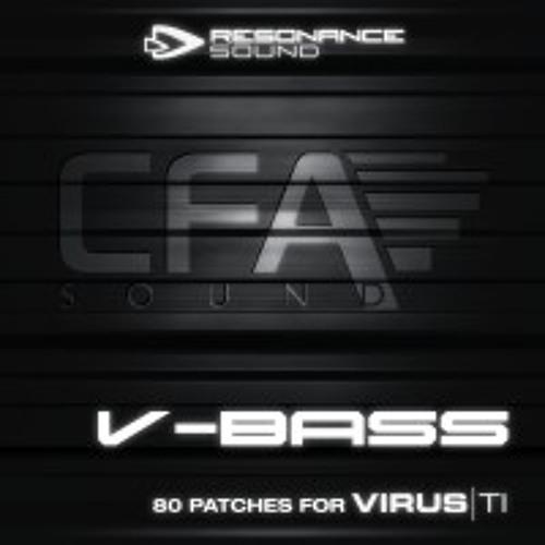 V-Bass - Virus TI Soundset