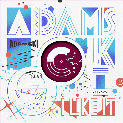 Adamski - I Like It EP (CONT003)