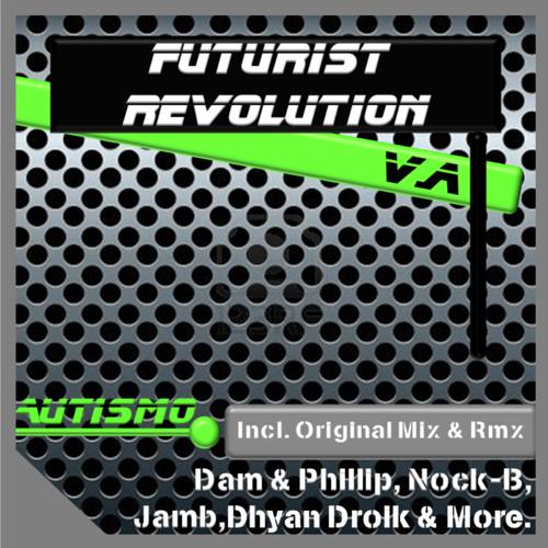 Nock B -  Revolucion (Original Mix)
