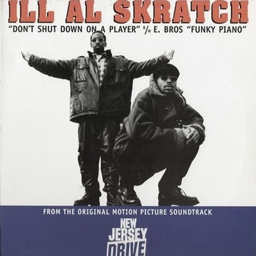 Ill Al Skratch - Don't Shut Down On A Player 1995 (LPD Slon RMX) **FREE DOWNLOAD**