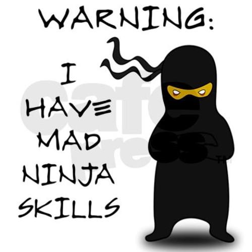 Sini - Ultra Skilled Ninjah