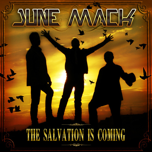 JUNE MACK 4-The Last sunshine