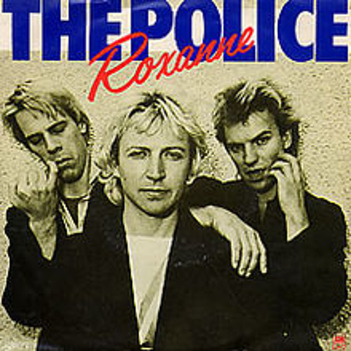 By Manne Roxanne the Police (cover)