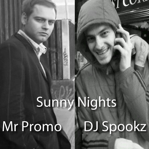 DJ Spookz + Mr promo  Sunny Nights  ( UK Funky ) Instrumental