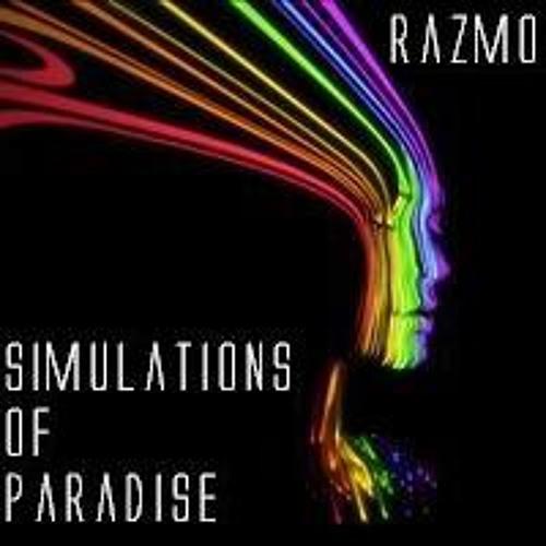 SIMULATIONS OF PARADISE - mix psytrance 145bpm 29.04.2012