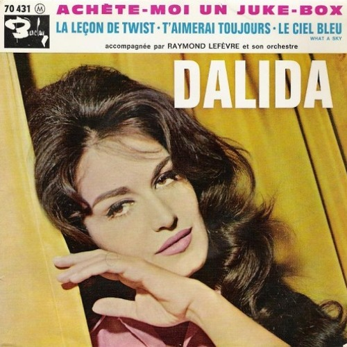 Dalida - Le Ciel Bleu