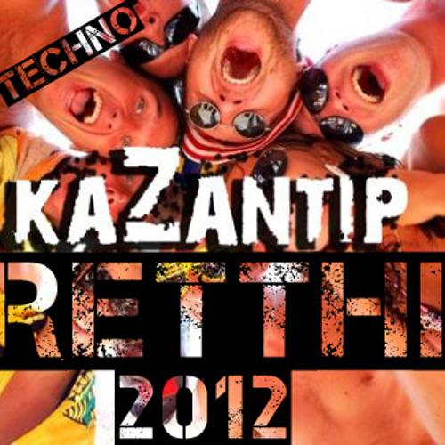 BrettHit Kazantip 2012 - Hard Techno Resident Mix