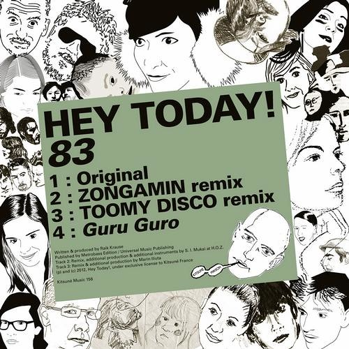 Hey Today! – Guru Guro (Bootleg Raver Edit)