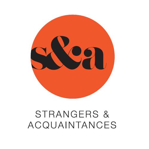 Strangers & Acquaintances Promo Mix
