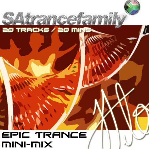 Kilo's SAtrancefamily Epic Trance Minimix