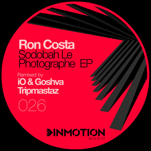 Ron Costa - Sodobah Le Photographe [Inmotion Music]
