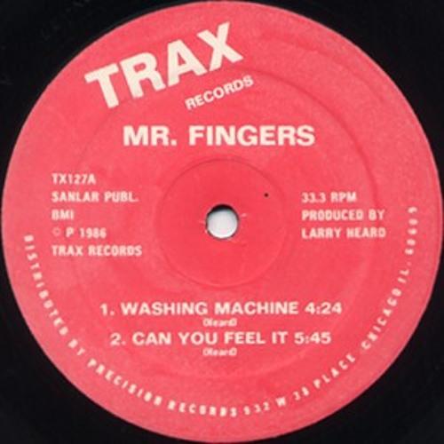 Mr Fingers - Can You Feel It (DESA BASSHEAD Rework)