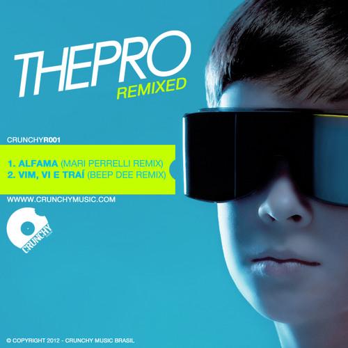 OUT NOW! The Pro - Alfama (Mari Perrelli Remix)