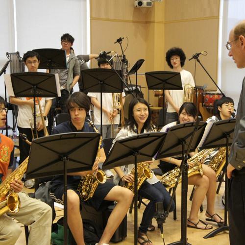 2011 Hong Kong International School Jazz Band Recording