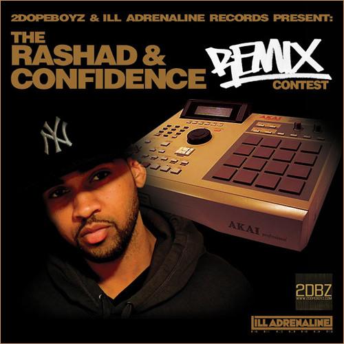Rashad & Confidence - The City Rmx