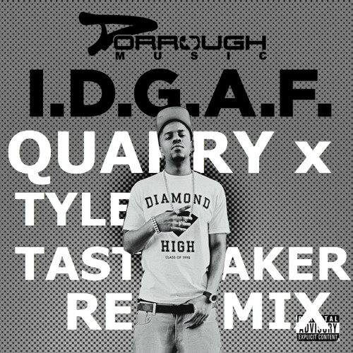 DORROUGH MUSIC - I.D.G.A.F. [MOST CUSTOM REMIX] [FREE DOWNLOAD]