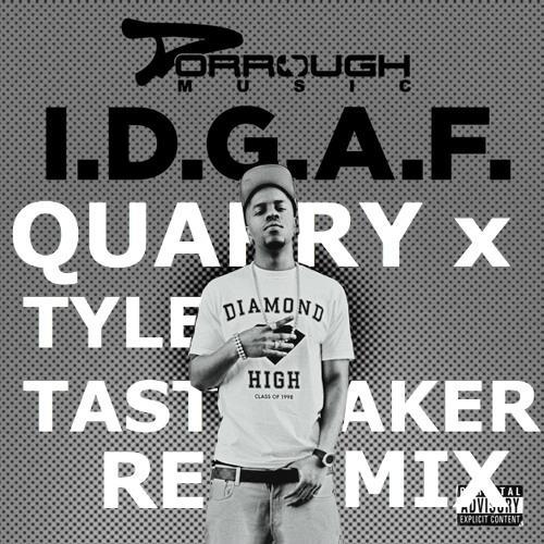 DORROUGH MUSIC  - I.D.G.A.F. [MOST CUSTOM REMIX]