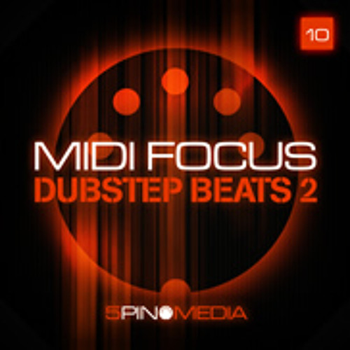 MIDI Focus - Dubstep Beats 2