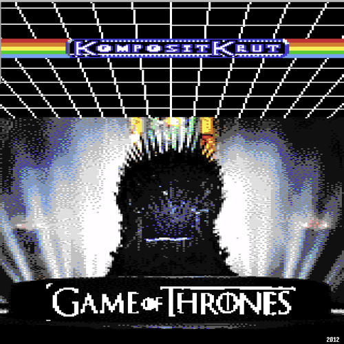 Game of Thrones commodore 64
