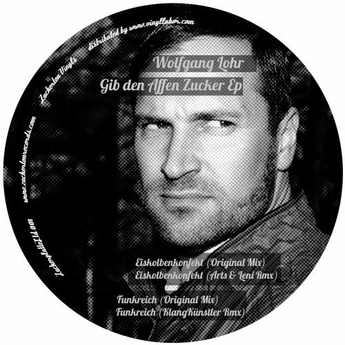 Wolfgang Lohr - Funkreich (KlangKuenstler Remix) [Zuckerton Records]