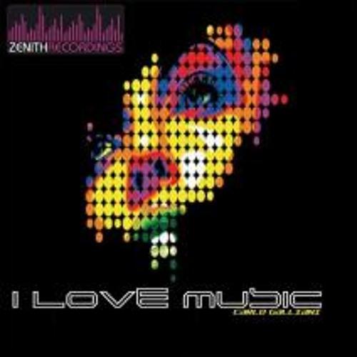 Carlo Galliani - I love music (M.Conte & F.Spzz remix) Beat Art Records