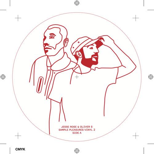 PID014 - Jesse Rose & Oliver $ - Sample Pleasures Vinyl 2