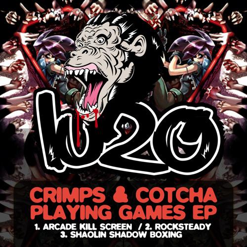 Crimps & Cotcha - Arcade Kill Screen (Out Now)