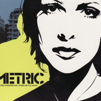 Metric I.O.U. Artwork