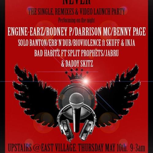 Never feat Rodney P, Rootz Manuva, Darrison & Solo Banton - Skitz and Engine Earz Original Version