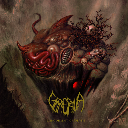 GOREPHILIA - Gods Stand Aghast