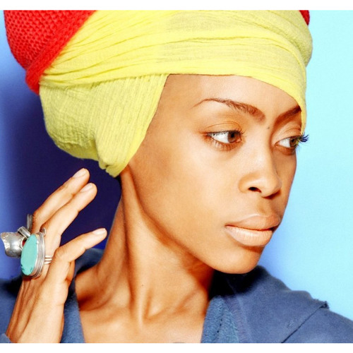 Erykah Badu - Orange Moon. Mr Joseph remix