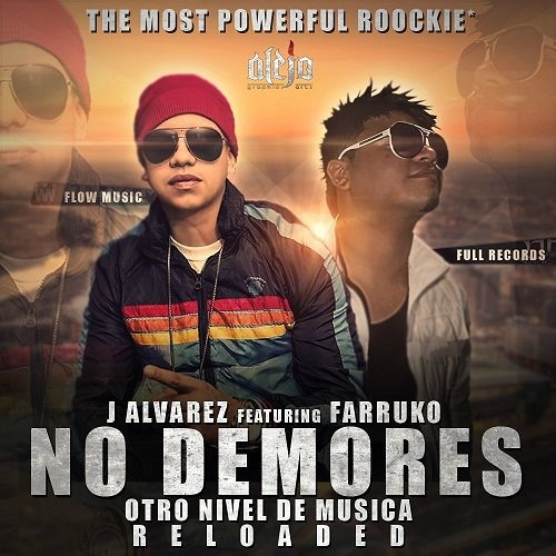 No Demores - J Alvarez Ft. Farruko  (Original New 2012)
