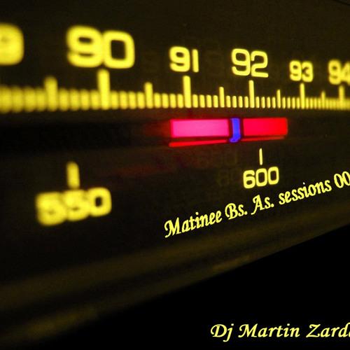 Matinee Bs. As. sessions 002 - Martin zardain