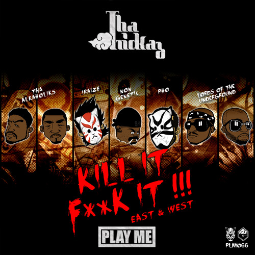 Tha Trickaz - Kill it Fuck it EP (Play Me Records)