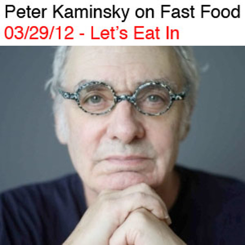 Eating on The Road with Peter Kaminsky