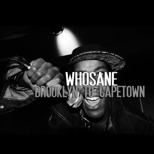 WHOSANE: BROOKLYN - CAPE TOWN (LP)